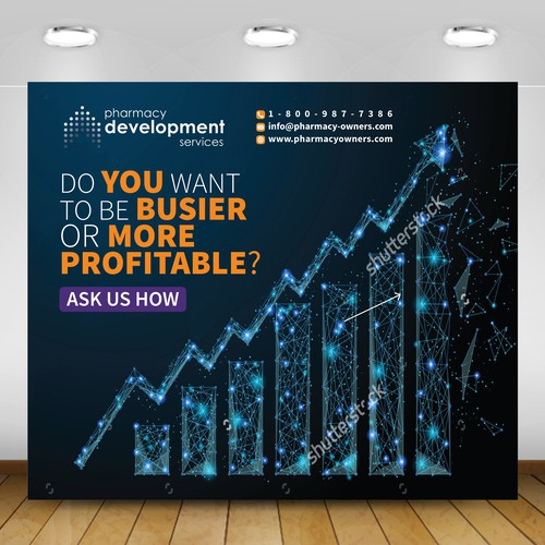 PDS Tradeshow Banner