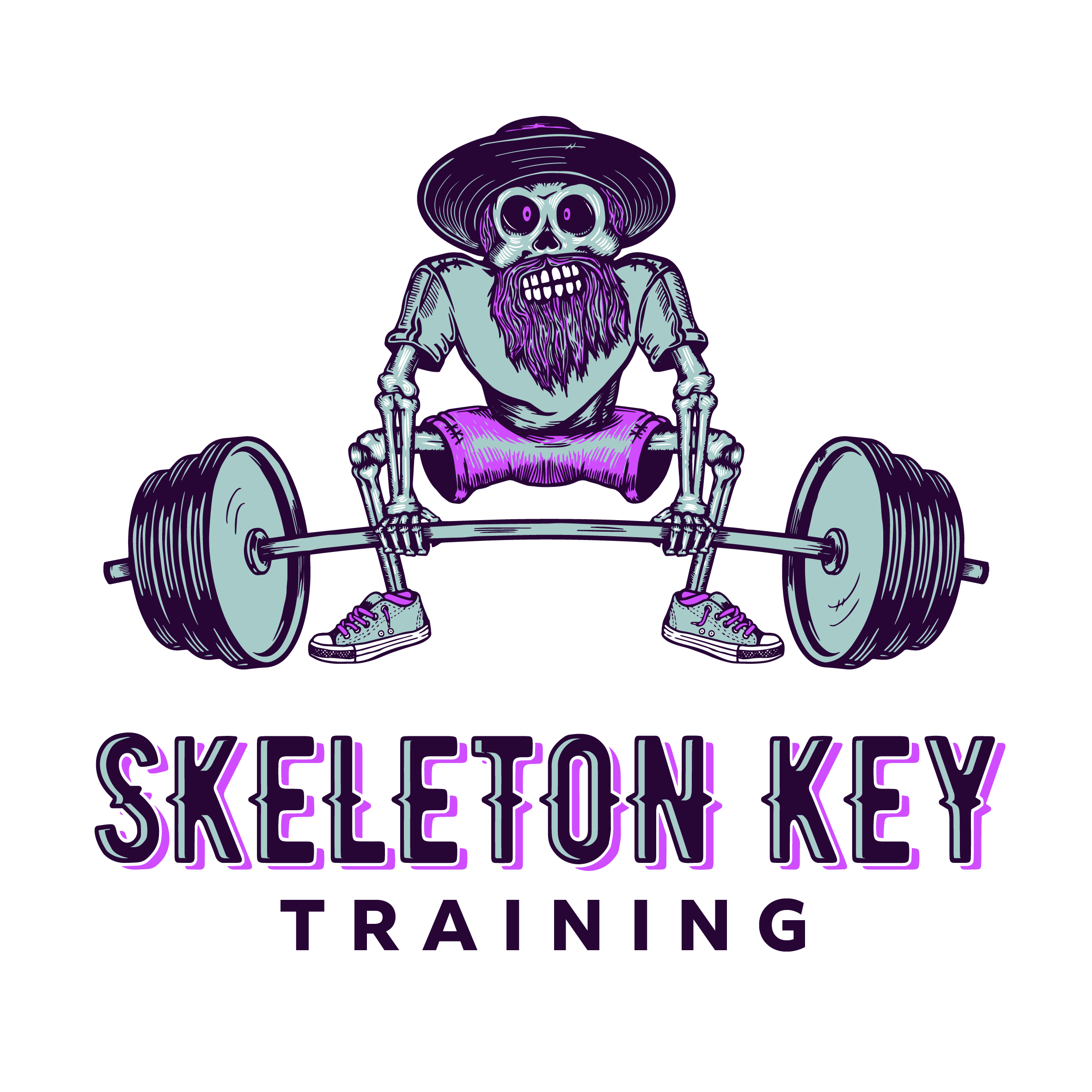 full skeleton for  personal trainer (personal trainer likeness)