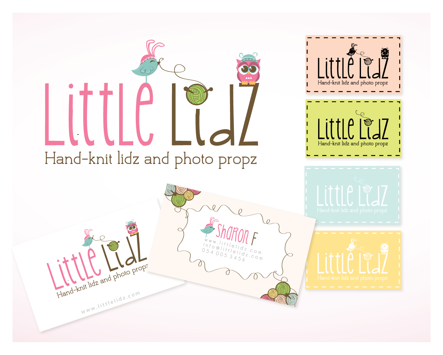 """Little Lidz"" needs a logo!!!"