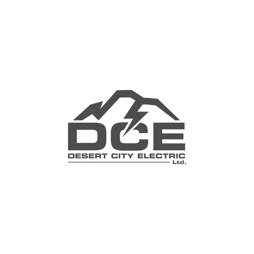 Logo concept for Desert City Electric