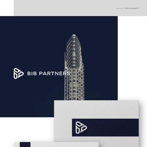 Corporate brand design for BIB Partners