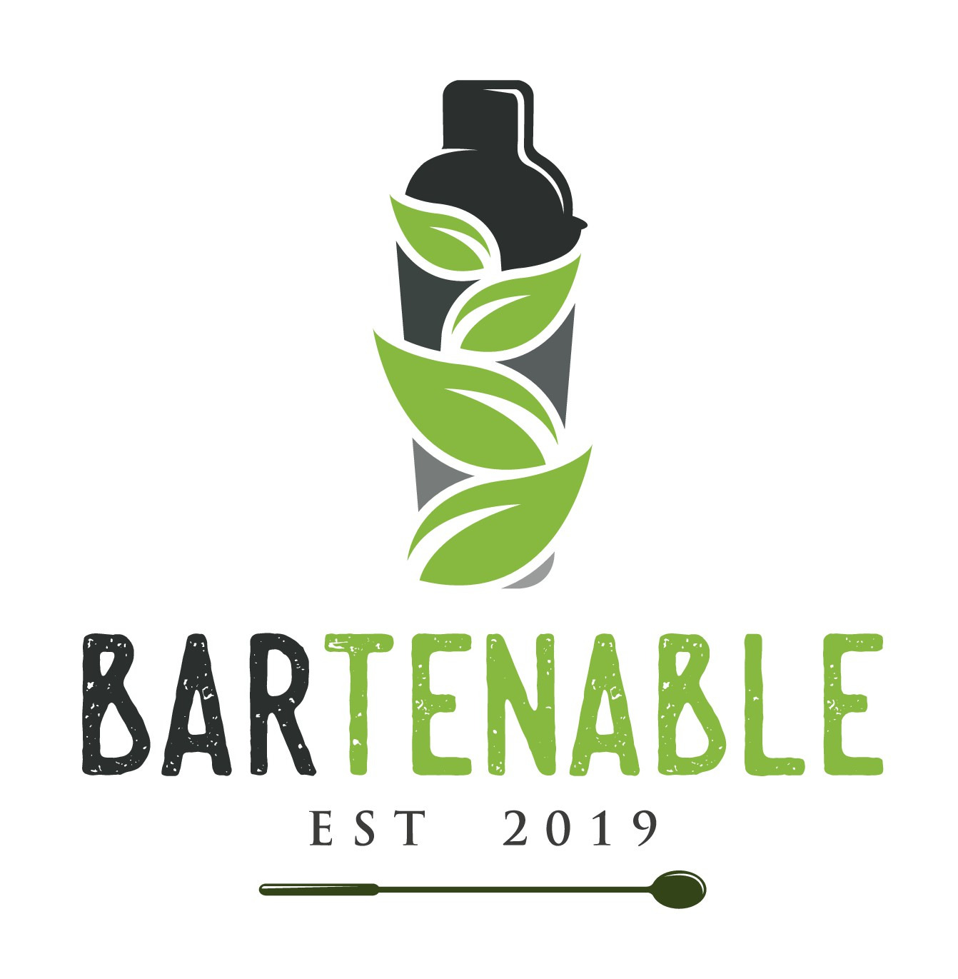 Design a logo for our sustainble bartending brand