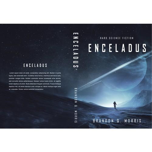 book cover ''Enceladus''
