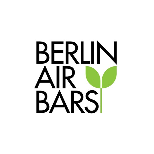 Logo design for Berlinairbars