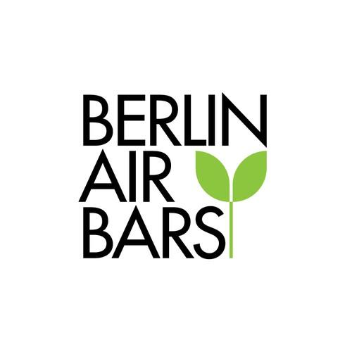 Logo design for Berlinairbars