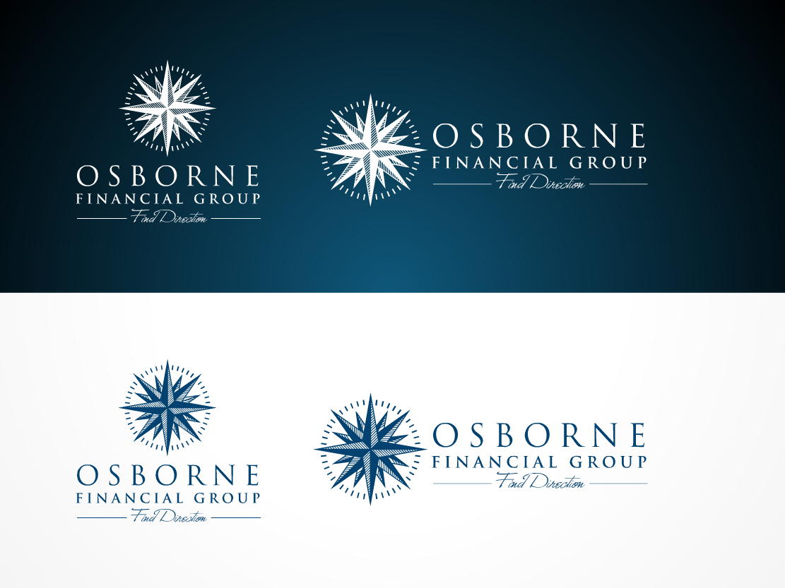 Classic and Creative Logo Needed for Innovative Financial Company