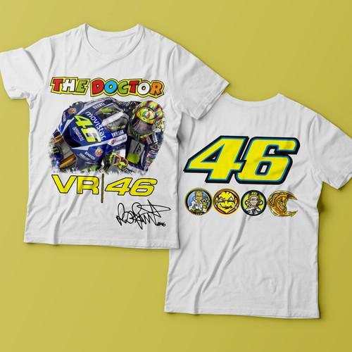 Valentino Rossi shirt