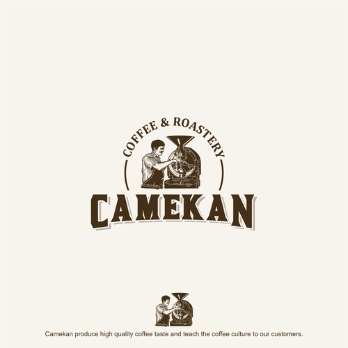 Logo for Camekan Coffee & Roastery