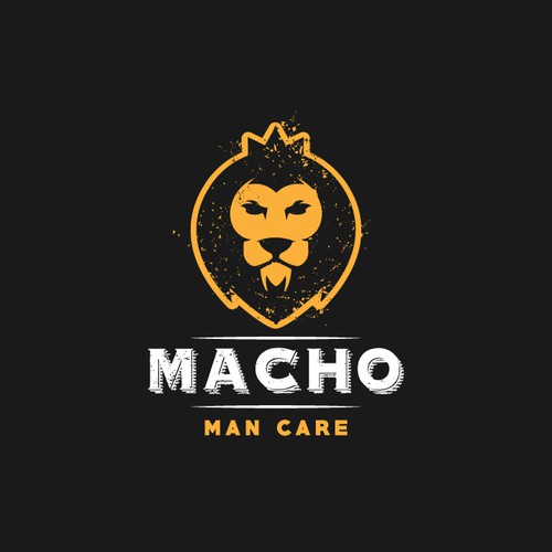 Logo Concept for Men's Care products