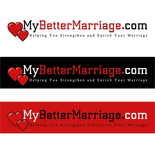 Logo Concept for MyBetterMarriage.com