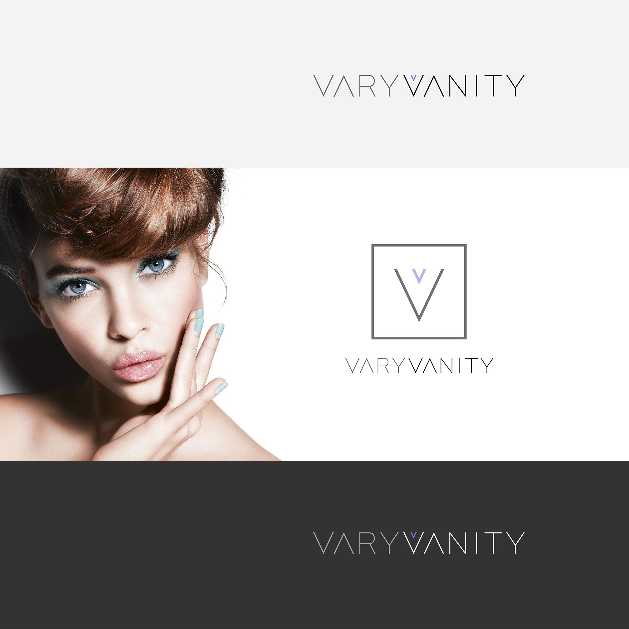 Beauty Industry Logo for Website