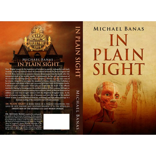 In Plain Sight – sequel to Twelve Men in the Huddle and Last Words Spoken.
