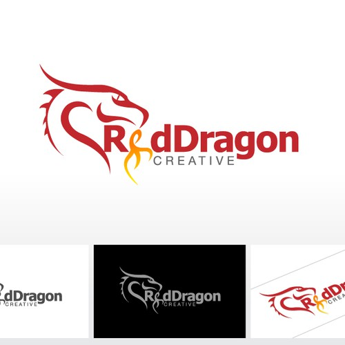 Logo for Red Dragon Creative