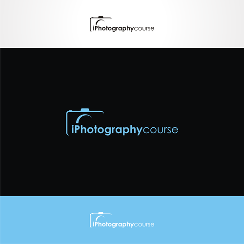 Refresh / improve / update LOGO for popular online photography course