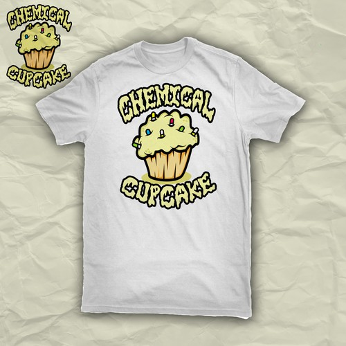 Chemical Cupcake T-Shirt