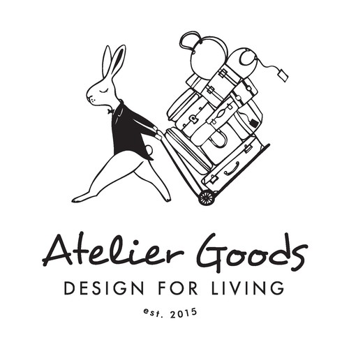 logo for artisan atelier home decor