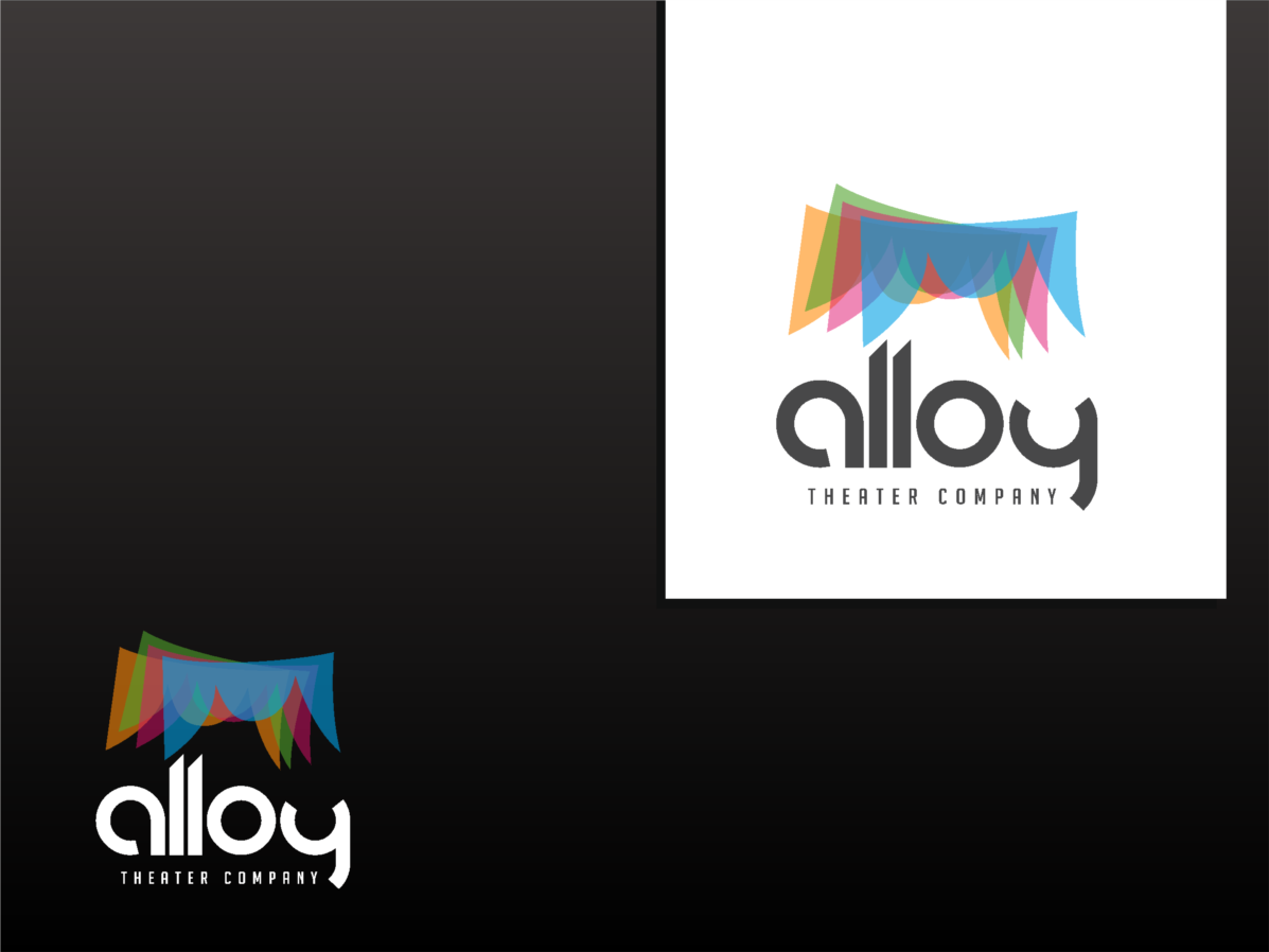 Create the next logo for Alloy Theater Company