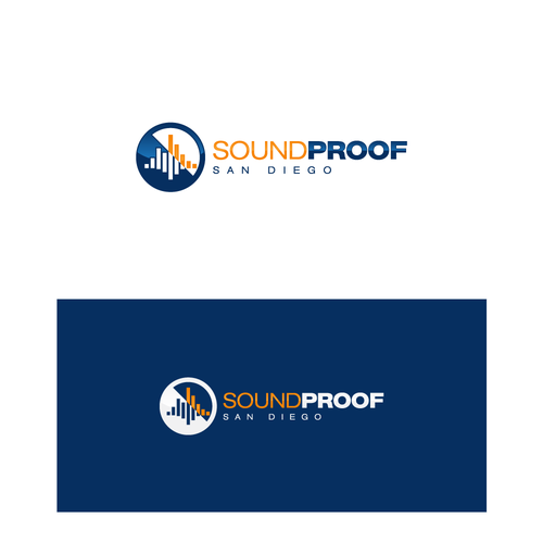 Sound Proof Logo