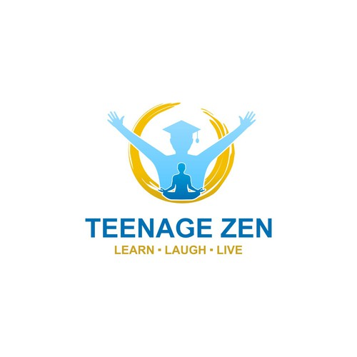 Teenage Zen Logo