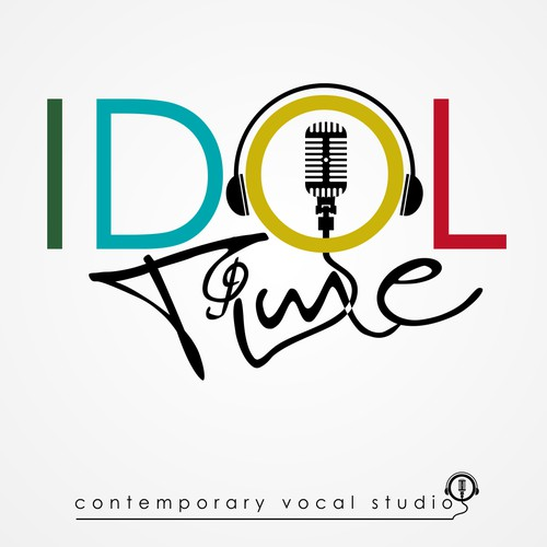 Help Idol Time with a new logo