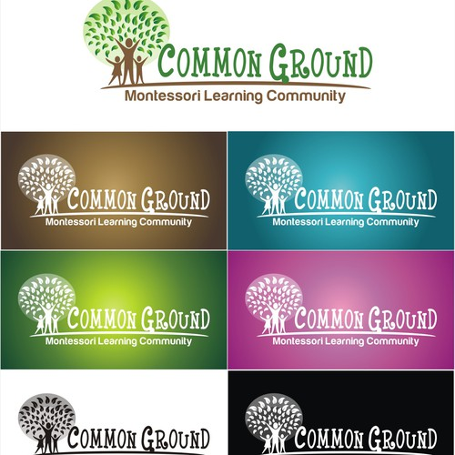 Logo Needed!  Common Ground for Children and Families