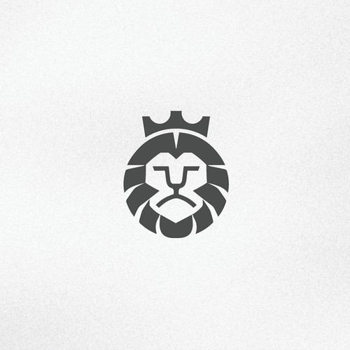 Luxury and majestic logo design