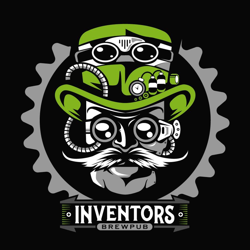 Inventors Brewpub Tshirt design