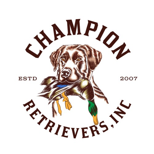 champion retrievers