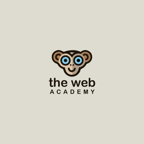Creative and funky logo