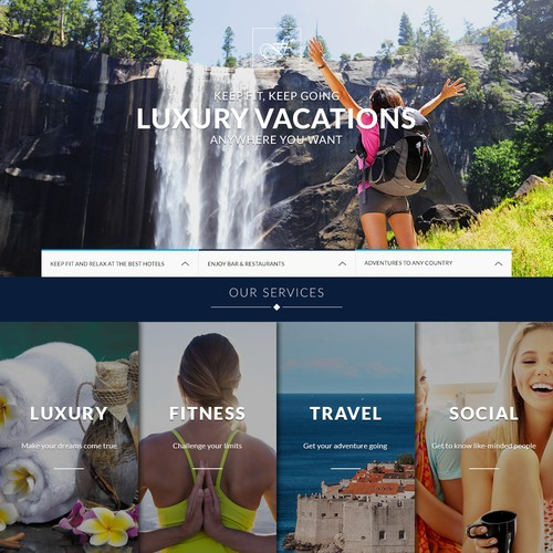 Luxry vacations