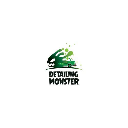 detailing monster