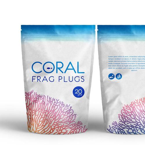 *Brief Update* Reef Culture product packaging design