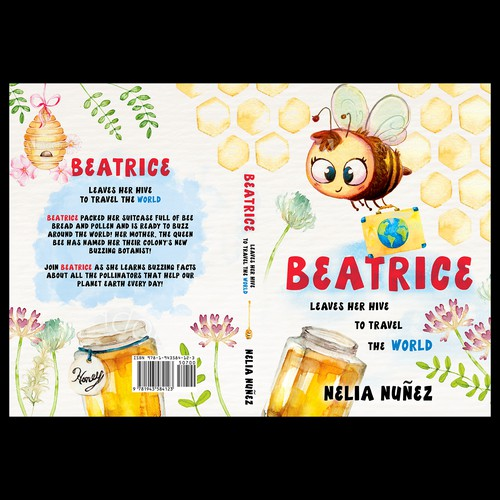 """Book cover for """"Beatrice"""""""