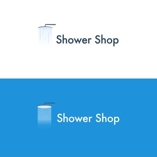Logo concept for Shower Shop