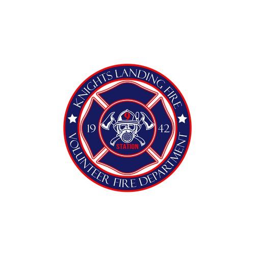 Knights Landing Fire Department or Knights Landing Volunteer Fire Department