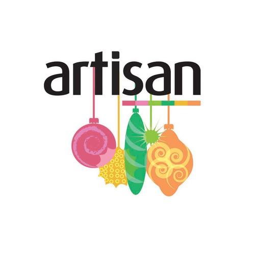 Design a Graphic ID for Artisan Christmas campaign - you be the boss!