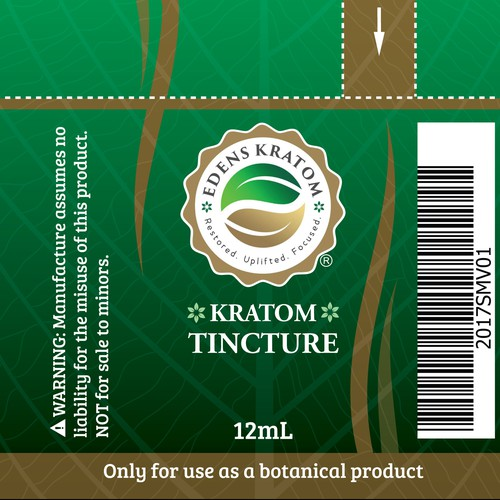 Bottle label for Edens Ethnos