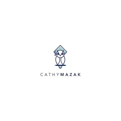 Educational Logo for Cathy Mazak