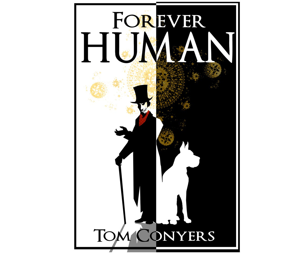 Tom Conyers needs a cover designed for his book