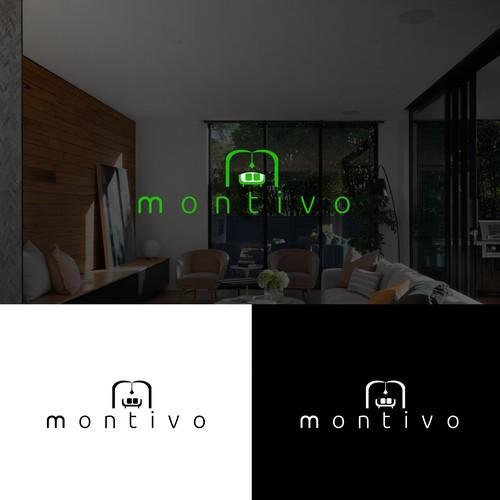 Logo concept for furniture shop