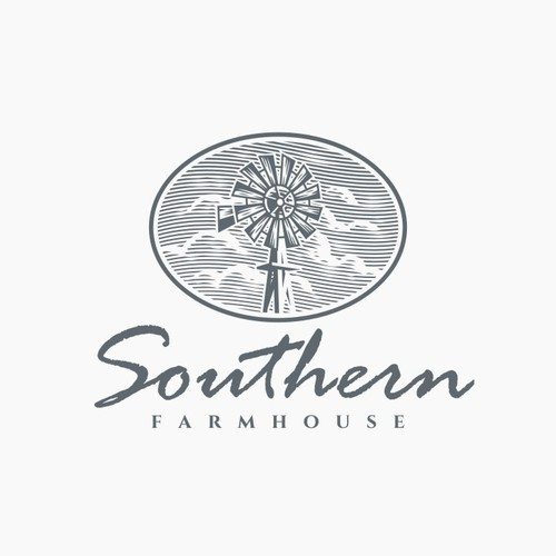 Southern farmhouse