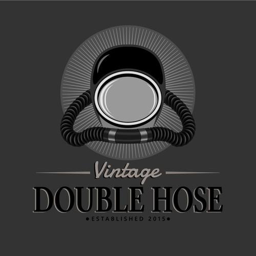Vintage/Retro Logo Design for Scuba Company