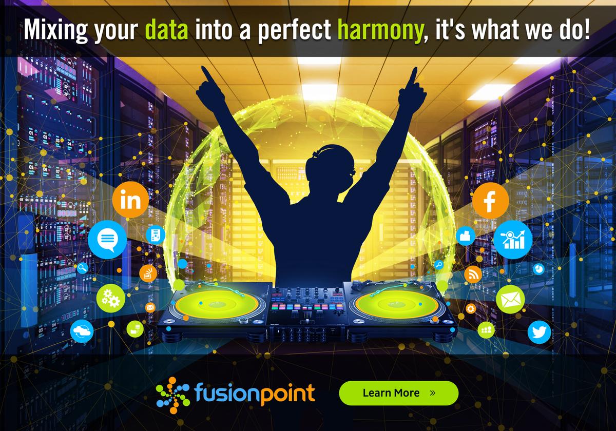 FusionPoint - Data Harmony