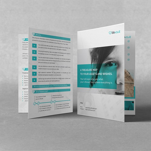 Print Design for Health Industry