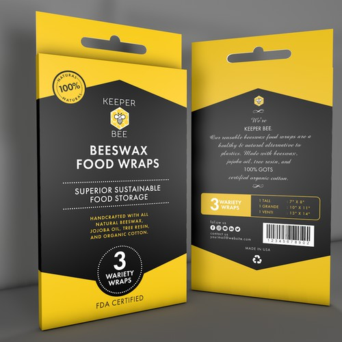 Beewax Food Wraps