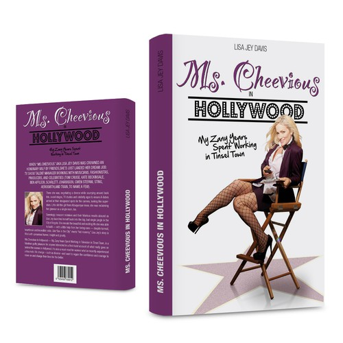 Ms. Cheevious in Hollywood