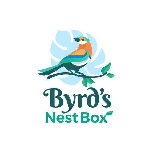Byrd's Nest Box
