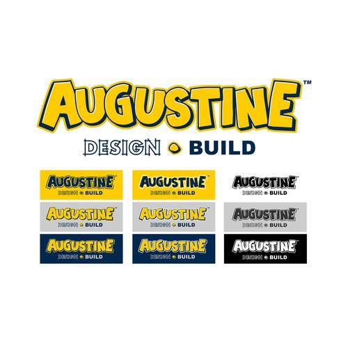 Augustine Design Logo