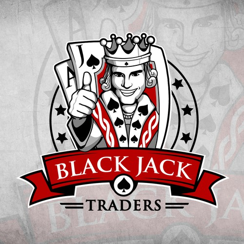 Black Jack Traders Logo