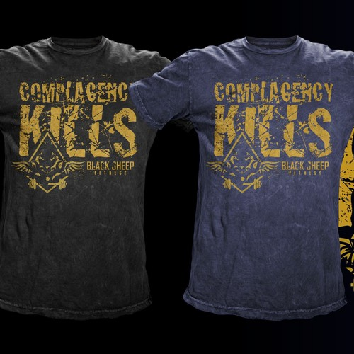 Tshirt Design for Crossfit,Gym,and Fittnes Centre